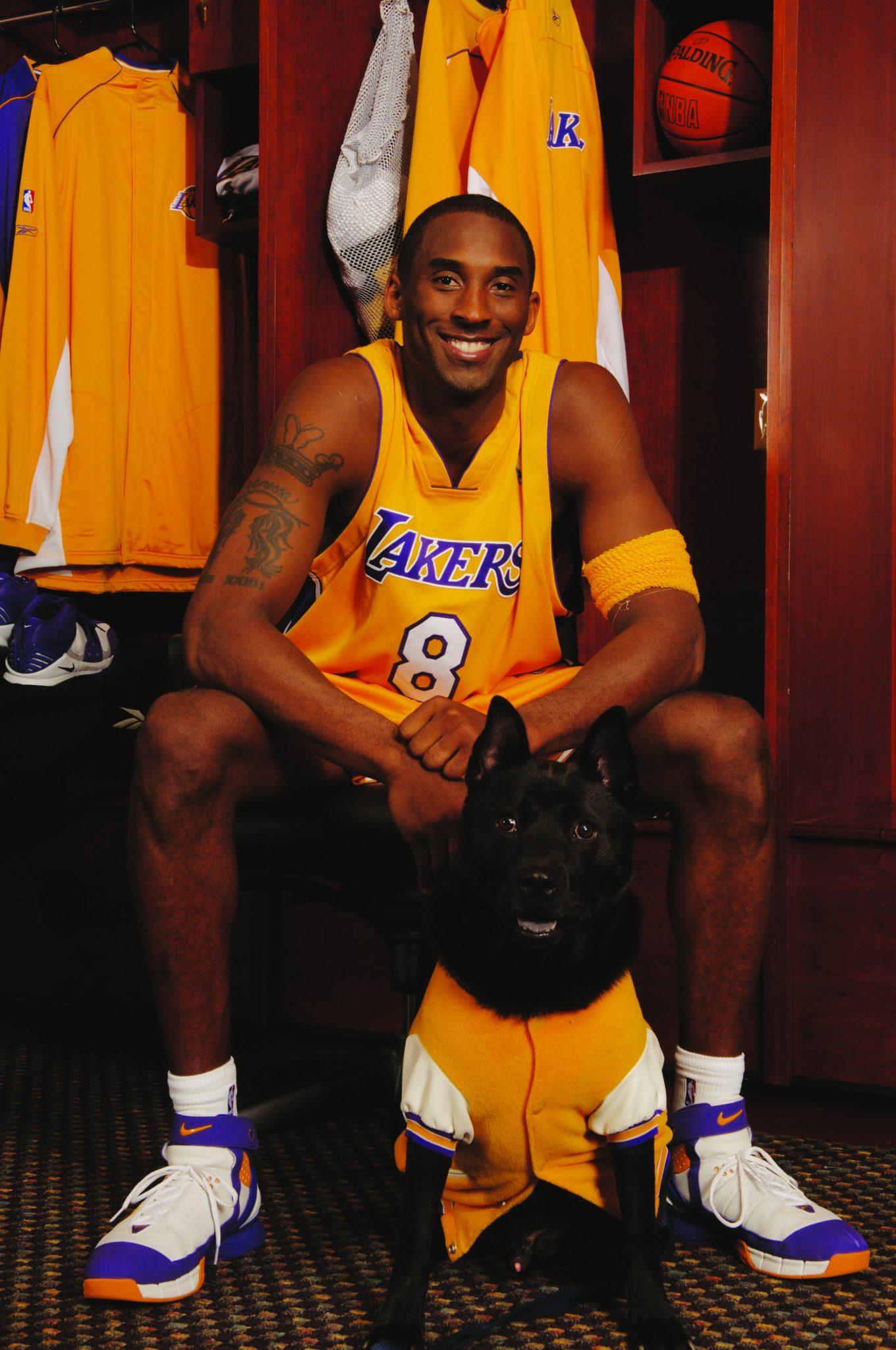 Pose LA Calendar Charity Lakers The Fair Animal For -