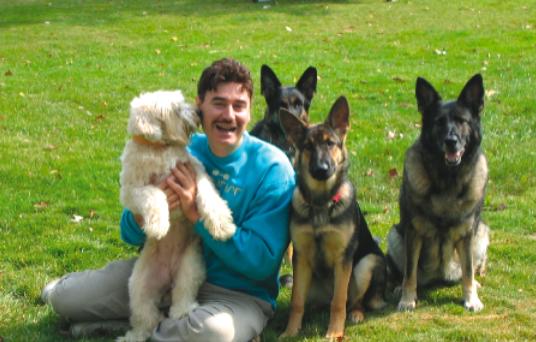 Vladae Roytapel, Detroit's Dog Whisperer