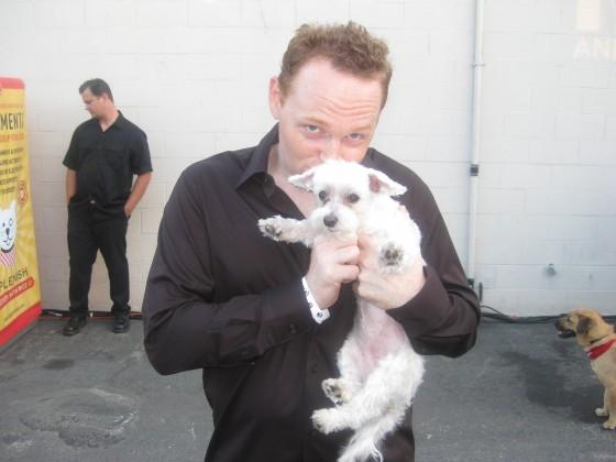 bill burr rescue dog