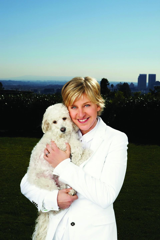 Twitter's Biz Stone and Ellen DeGeneres Support Tofu Turkey Day!