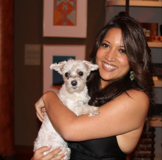 Ruma Bose gets Lucky at her Mother Theresa CEO book party