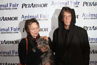 Laurie Anderson and Lou Reed