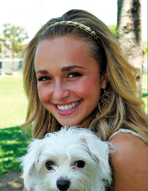 Animal Advocate Hayden Panettiere Was Howling For Nashville!