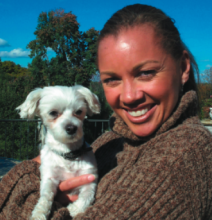 Lucky with the multi-talented Vanessa Williams