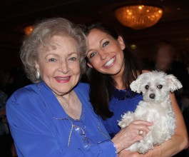 Betty White honored with the Petco Foundation's Hope Award!