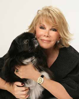 RIP Animal Advocate And Comedy Legend Joan Rivers