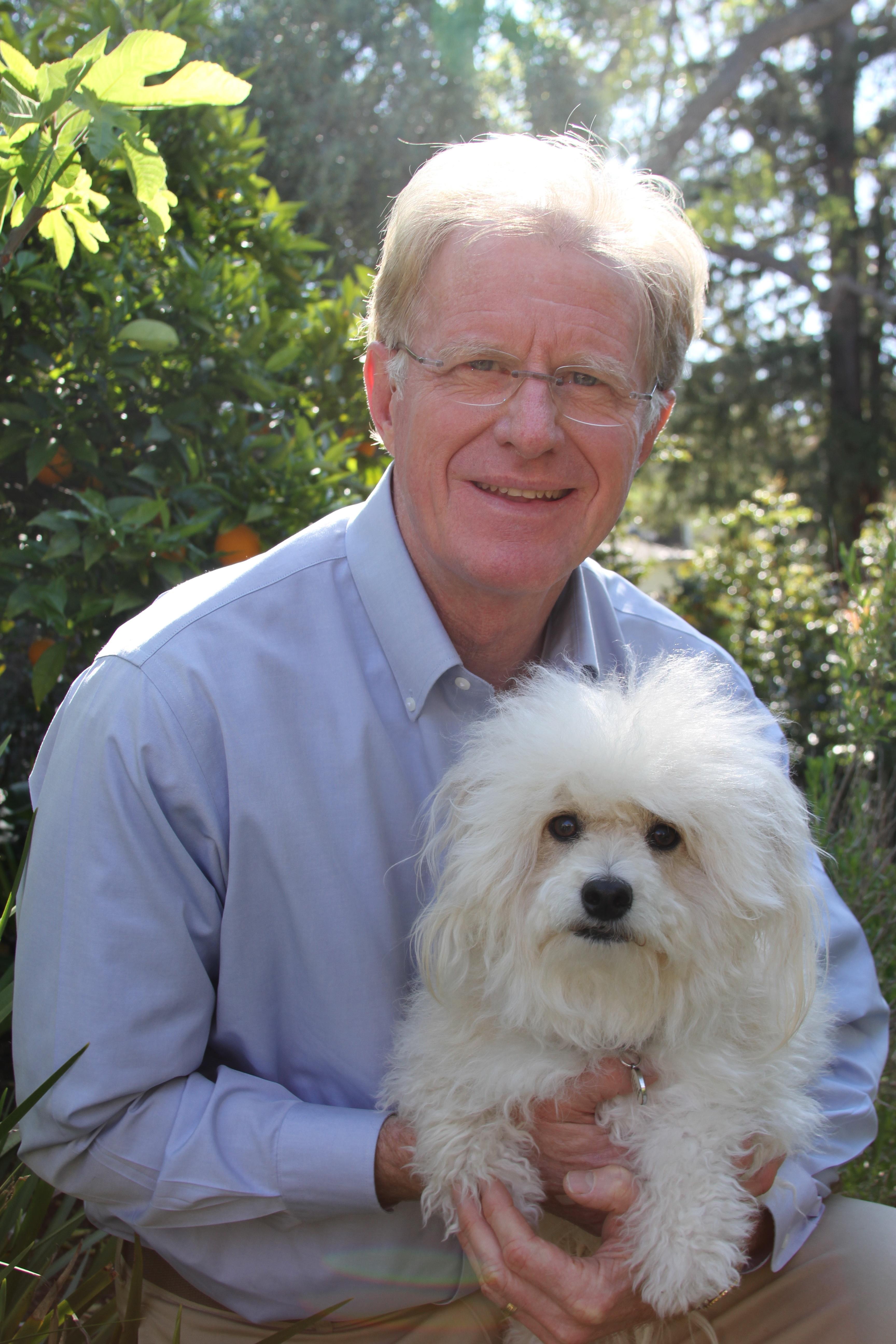 Ed Begley and his dog Bernie go green!
