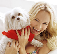 In Wendy's Doghouse – TV/Broadway Star and Animal Philanthropist Kristin Chenoweth