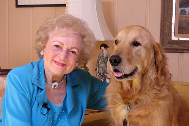 Betty White Makes a Howlidate to Help Homeless Animals!