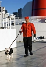 The Official Queen Mary 2 Dogwalker