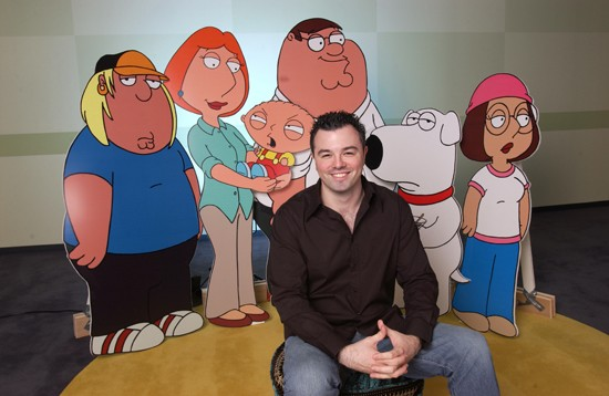 Animal Activist & Family Guy Seth MacFarlane Hosts The Oscars Tonight!