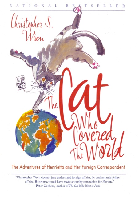 The Cat Who Covered the World!