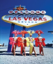 showgirls vegas