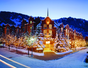 St Regis Resort Aspen Colorado