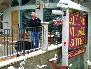 The Alpine Village Suites Taos New Mexico
