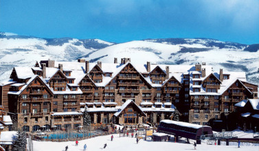 The Ritz Carlton, Bachelor Gulch, Vail, Colorado