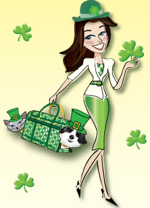 Have A Happy And Safe St Pawty's Day!