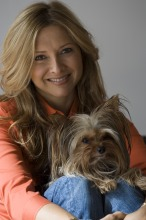 Cooking With My Best Friend TV Food Expert Ingrid Hoffmann Delivers a Delicioso Treat With Her Dog