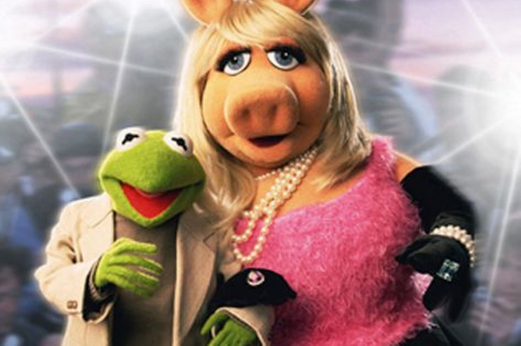 Behind The Scenes With Kermit And Miss Piggy Animal Fair