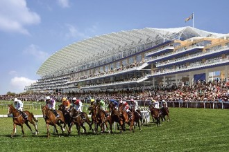 Royal Ascot, England.