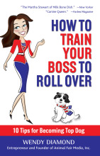 train your boss to rollover