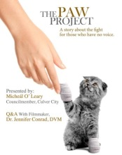 paw project-documentary poster
