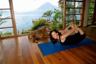 Yoga Paradise - Villa Sumaya - Lake Atitlan - Guatemala