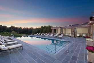 Spa Courtyard & Pool