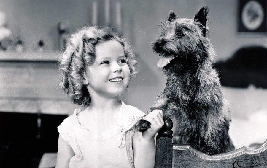 Animal Advocate TV Child Star Shirley Temple – RIP
