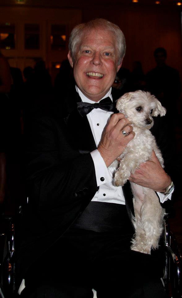 Animal Fair Media Honors Animal Rescue Pioneer Paul Jolly