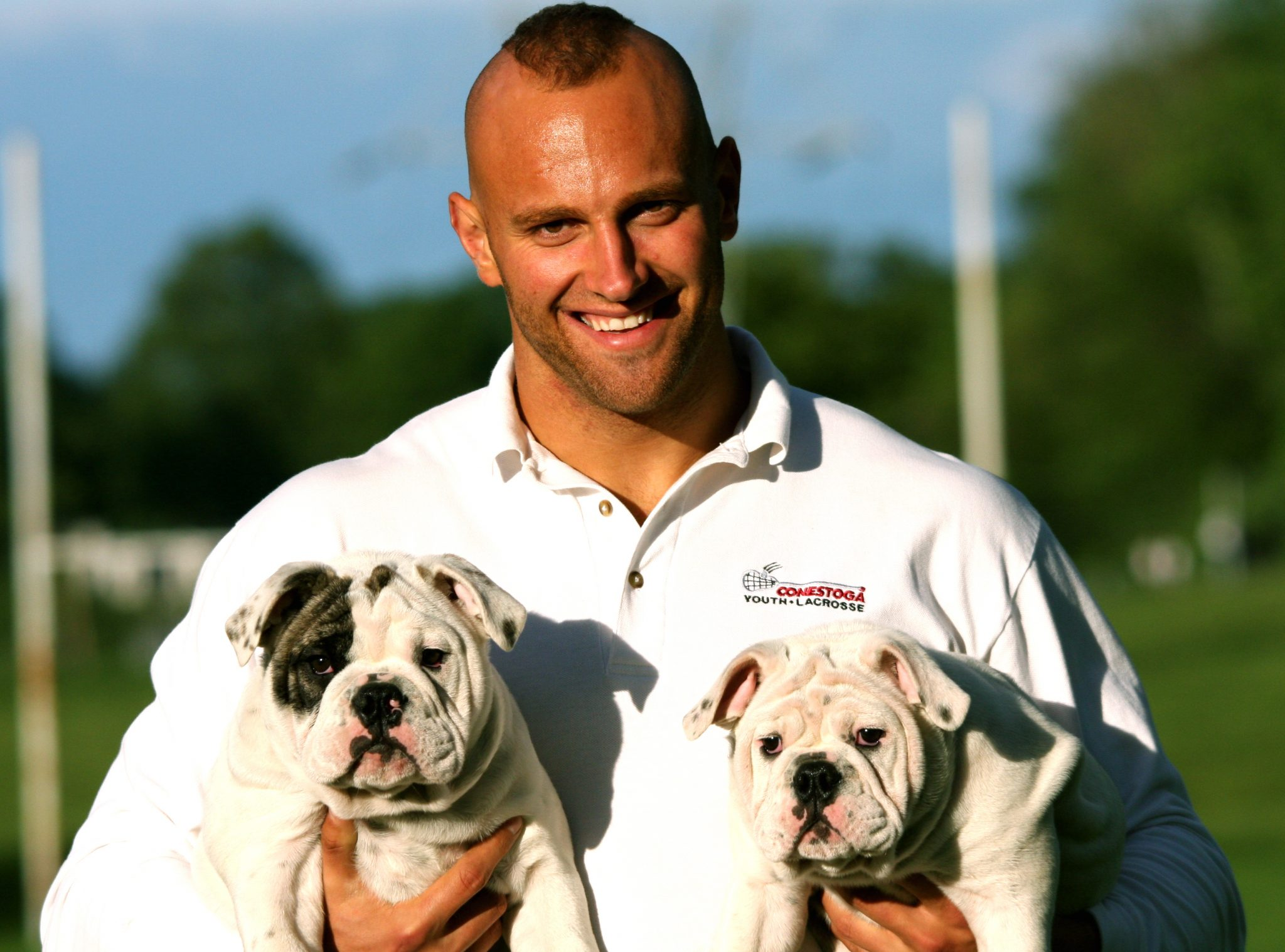 Superbowl Champion & Animal Advocate Mark Herzlich Has What It Takes – Beats Cancer