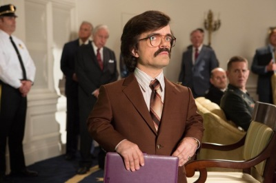 Peter Dinklage as Bolivar Trask in upcoming Xmen: Days of Future Past