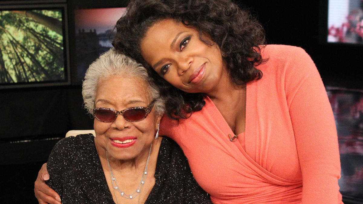 On Year Anniversary of Legendary Poet And Animal Enthusiast Maya Angelou's Death