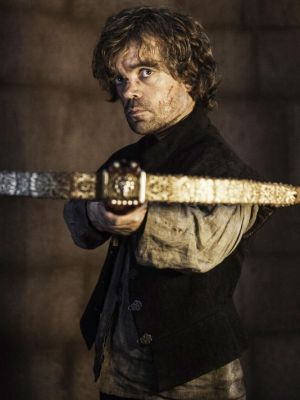 Peter Dinklage stars as Thyrion in Game of Thrones.