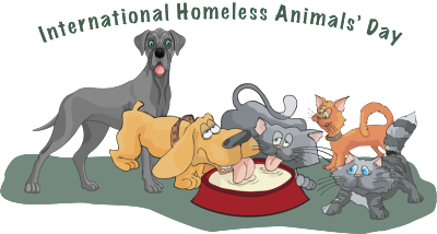 International-Homeless-Animal-Day
