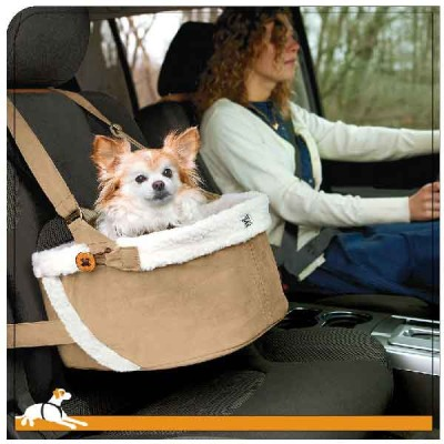 Check out this awesome puppy car seat at: http://gadgetsgo.com/01203-canine-window-seats-carseat-road-gear.html