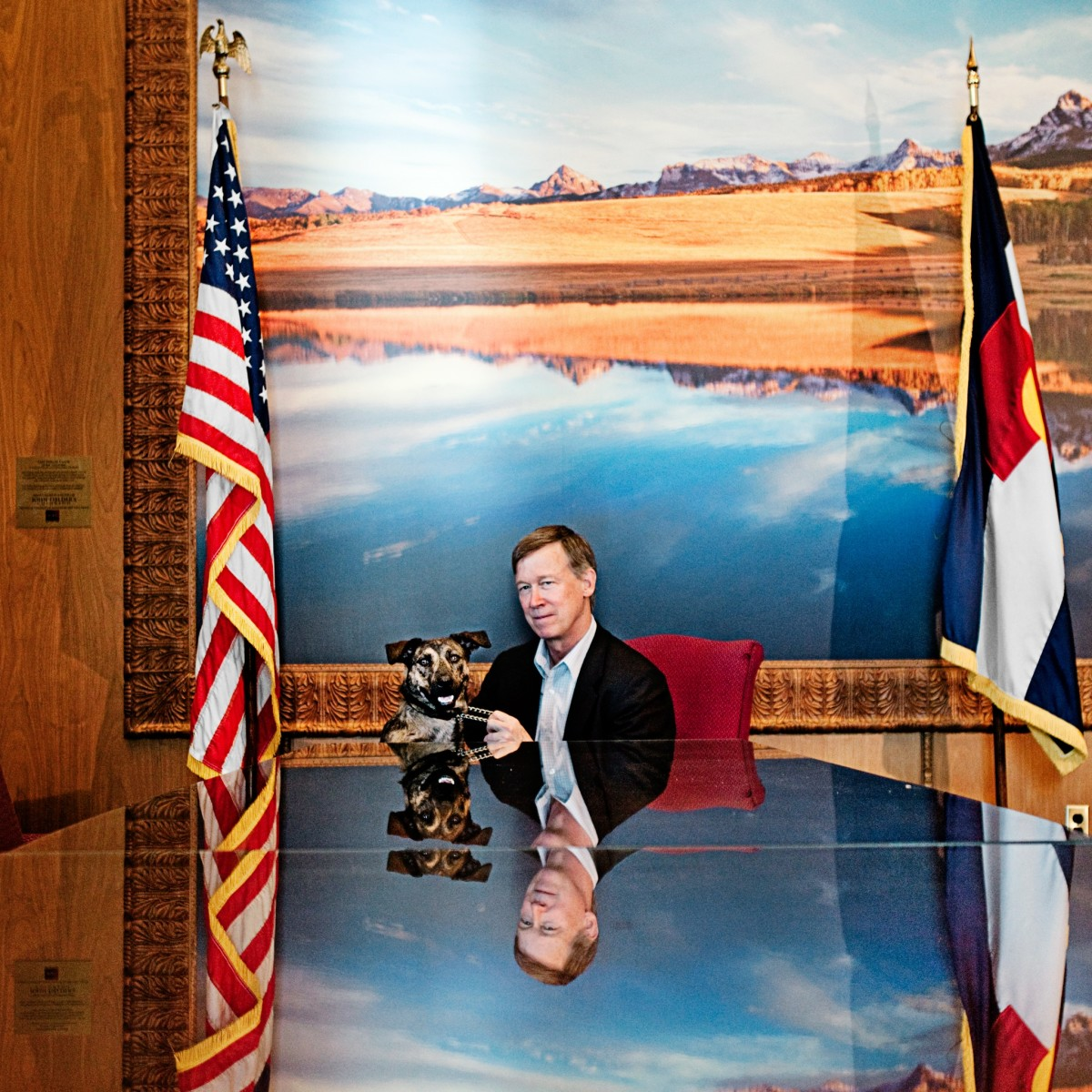 Colorado's Animal Advocate Governor Hickenlooper Wins!