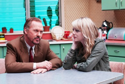 "Emma Stone as ""Sam"" in Birdman"
