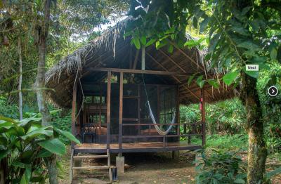 The Huaorani Ecolodge