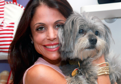 Bethenny and Cookie